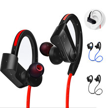 Wireless Bluetooth Earphones Sports Headphone Stereo Headset Waterproof Blutooth Earphone with Mic for iphone xiaomi iphone(China)