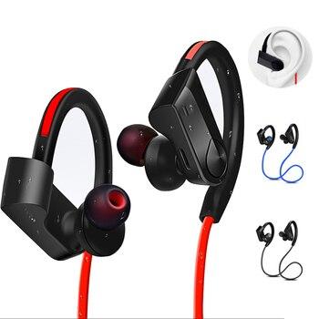 Wireless Bluetooth Earphones Sports Headphone Stereo Headset Waterproof Blutooth Earphone with Mic for iphone xiaomi iphone