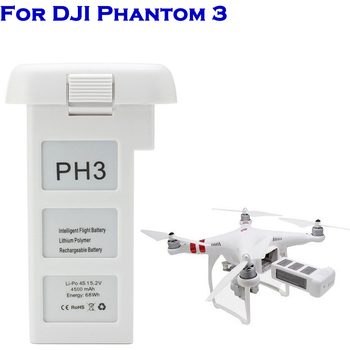 DJI Phantom3 standard battery 4500mAh 15.2V Intelligent battery For DJI Phantom 3 Professional SE/Advanced/Standard drone