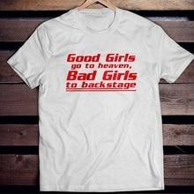 Women Clothes 2019 Summer bad girl have more fun woman T Shirt girls club Harajuku Printed Tshirt Leisure Streetwear T-shirt