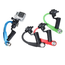 Camera GoPro Stabilizer Curve Handheld Video Steadicam for Hero 4 3+ 3 2 1 SJCAM SJ4000 5000 GoPro Hero4 Session