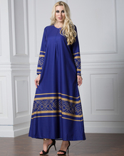 Women Muslim Dress Chiffon Patchwork Plus Size 7XL Dubai Jilbabs and Abaya Dress Turkish Women Clothing