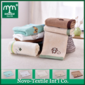 2017 nova crianças enfrentam towel -- 5 pc/lote 100% algodão bordado crianças rosto máquina de lavar roupa tamanho 25*47 centímetros 060438