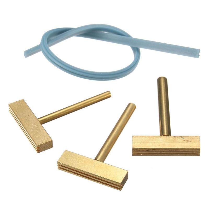بهترین قیمت 3pcs / lot 30W / 40W / 60W T نکات لحیم کاری آهن لحیم کاری با فشار داغ رایگان برای تعمیر کابل Flex صفحه نمایش LCD