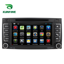 Quad Core 1024*600 Android 5.1 Car DVD GPS Navigation Player Car Stereo for VW TOUAREG 2004-2011Radio 3G WIFI Bluetooth