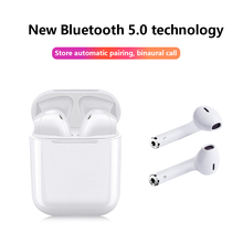 Afun-X TWS Bluetooth 5.0 Wireless Headphones Touch Earbuds Stereo Headphones Handsfree Microphone Charger for all smartphones