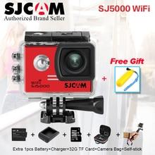 Original SJ CAM sjcam SJ 5000 WIFI Action Camera Sport camera Waterproof Camera Novatek 96655 1080P Full HD gopro style Cam DV
