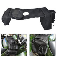 KEMiMOTO Universal Tank Bags Motorcycle Saddle Bag Saddlebag For ATV for BMW Yamaha Side bag Accessories