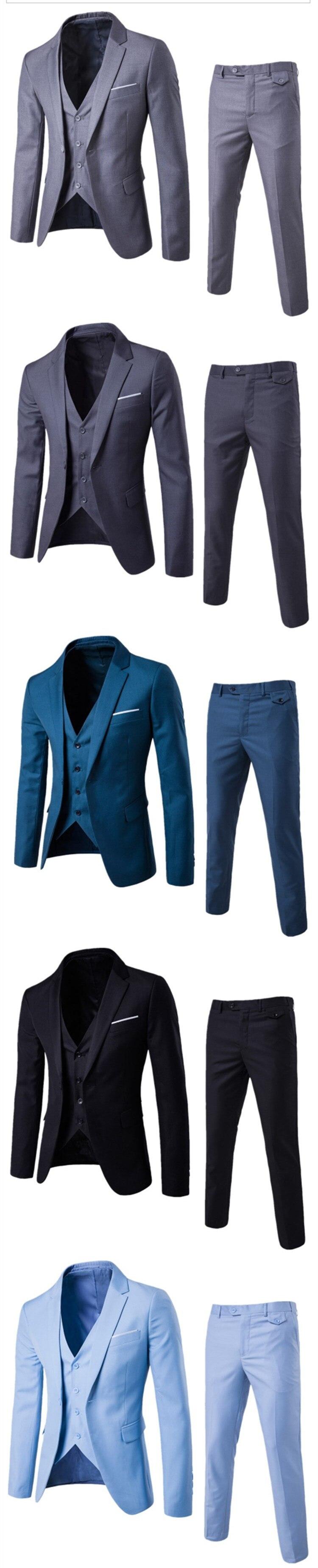 Men wedding suit styles 2018