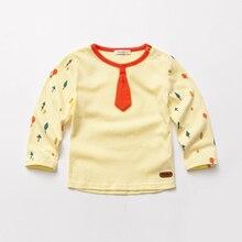 Kids Boys T shirt Long Sleeve Shirts For Little Boy 2017 New Arrival Baby Boy Tshirt