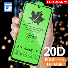 20D Full Tempered Glass On The for Xiaomi 9 8 SE Mi 8 Lite Screen Protector for Xiaomi Redmi Note 7 8 Pro 7A Protective Glass