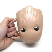 ФОТО creative guardians of  the galaxy coffee mugs new ceramic office coffee cups home tea milk mug coffee cups for kids gifts 1 pcs