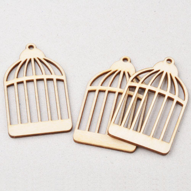Popular birdcage wood buy cheap birdcage wood lots from for Wood veneer craft projects