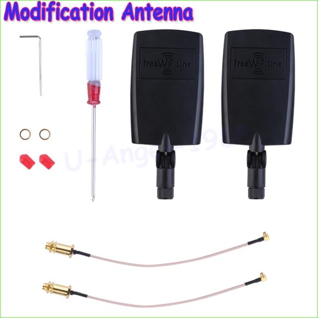 1set Ultra Long Extended Range Modification Antenna Set for phantom 3 Inspire 1 Wholesale Dropship