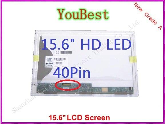 "NEW LED FOR TOSHIBA SATELLITE C855 C855D LAPTOP LCD SCREEN 15.6/"" WXGA HD GLOSSY"