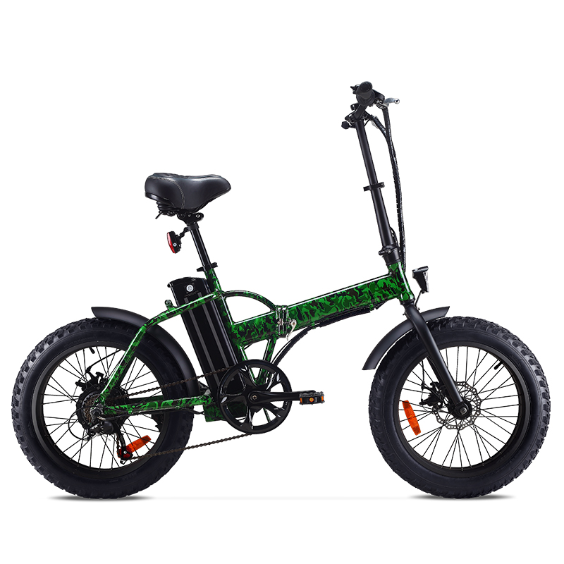 20 inch mini folding mini electric bike lithium adult. Black Bedroom Furniture Sets. Home Design Ideas