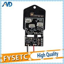 Prusa i3 10A ile MK3 güç panik V 0.4 yüksek gerilim 250 V sigorta anahtarı ve bağlı kablo için prusa i3 Mk3