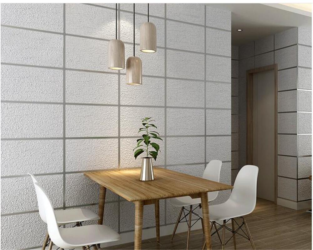 beibehang wallpaper papel de parede 3D thick European modern minimalist deerskin non woven wall paper hudas beauty papel tapiz in Wallpapers from Home Improvement