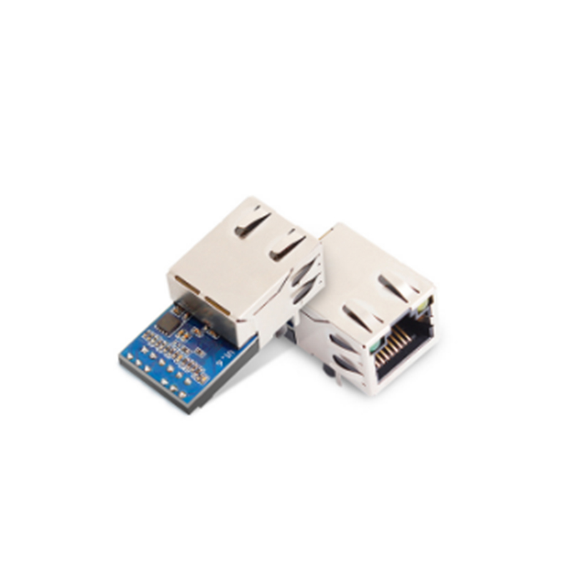 Serial Port To Ethernet RJ45 To TTL SCM Networking Industrial Module Embedded Iot Modbus