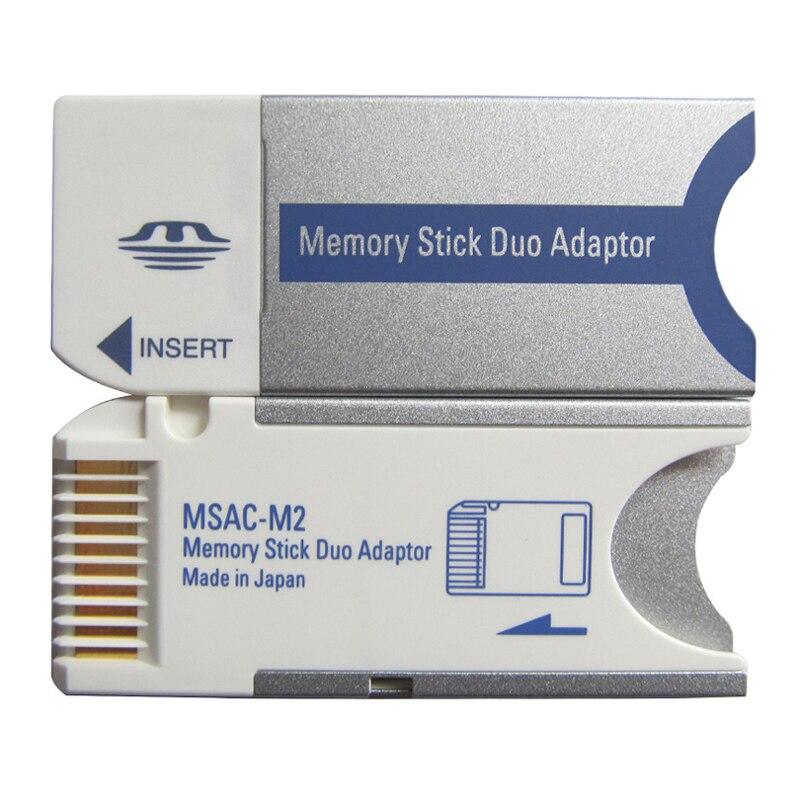 PSP קידום ביג 32MB Memory Stick Pro Duo Memory Card 32MB עבור PSP / מצלמה עם זיכרון Stick MS Pro כרטיס מתאם Duo (4)