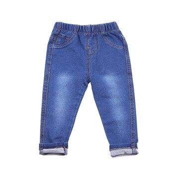 Unisex Babies Autumn Jeans