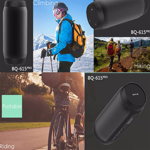 Image 5 - Bluetooth Speaker Colorful Waterproof Super Bass Subwoofer Outdoor Sport Sound Box FM Portable Speaker For iPhone Xiaomi Huawei
