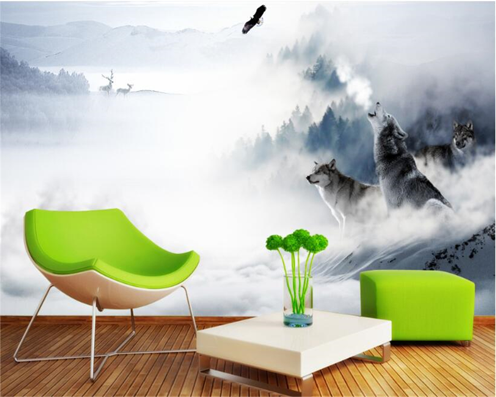 Beibehang High Fashion Personality Silk Cloth Wallpaper