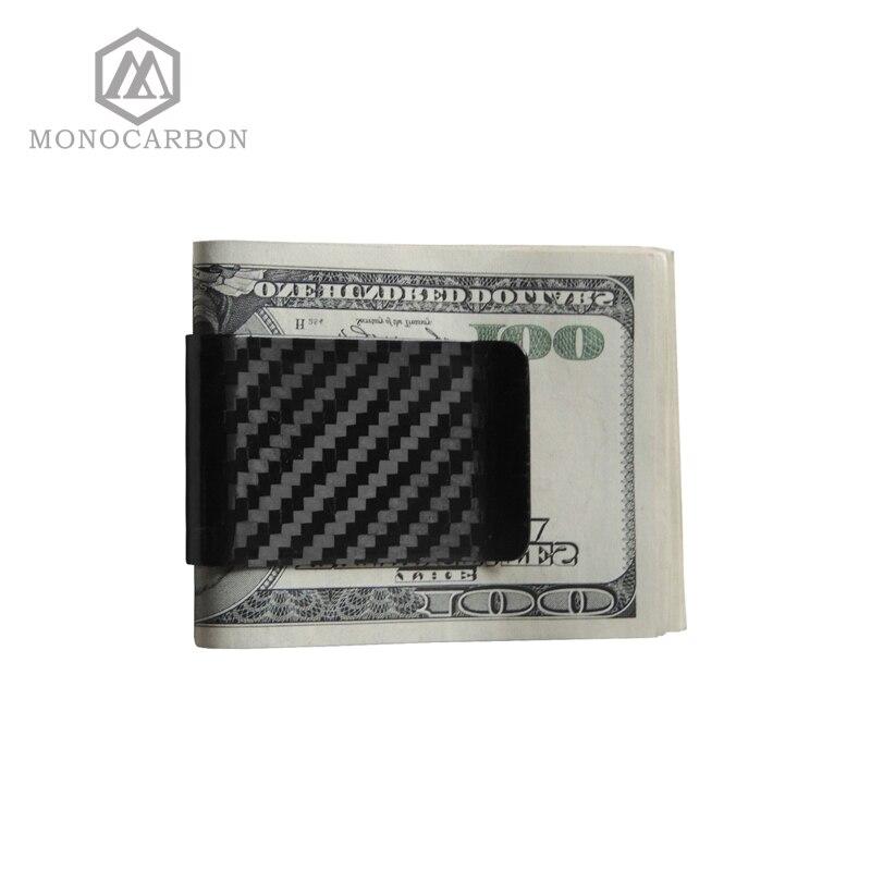 um frete grátis fibra de Card Holder OF Material : Carbon Fiber PU Pattern