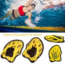 New Swimming Training Paddles Aid For Adult Children Beginners Pool Seaside Bath Beach