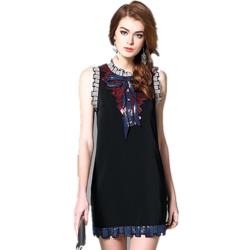 Plus Size Summer Dresses 2016 New Fashion Women European