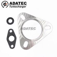 Turbine exhaust kit TF035 turbo flange gaskets 49135-04850 MN130299 A1220900080 for Mitsubishi Colt 1.5 CZT 110 Kw 150 HP 4G15T(China)