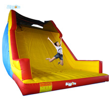 Inflatable Amusement Park Inflatable Bouncer Castle Slide Inflatable Water Slide Games With Blowers