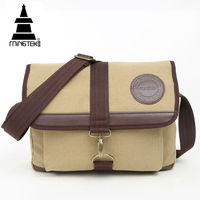 Multifunctional Canvas Bag For Men Casual Travel Messenger Bag Man High Quality Durable Vintage Crossbody Shoulder