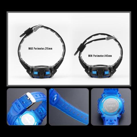 SKMEI Brand Sport Children Watch Waterproof LED Digital Kids Watches Luxury Electronic Watch for Kids Children Boys Girls Gifts Multan