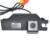 Cámara HD cámara de visión trasera para Renault Megane Renault Megane versión nocturna impermeable envío libre
