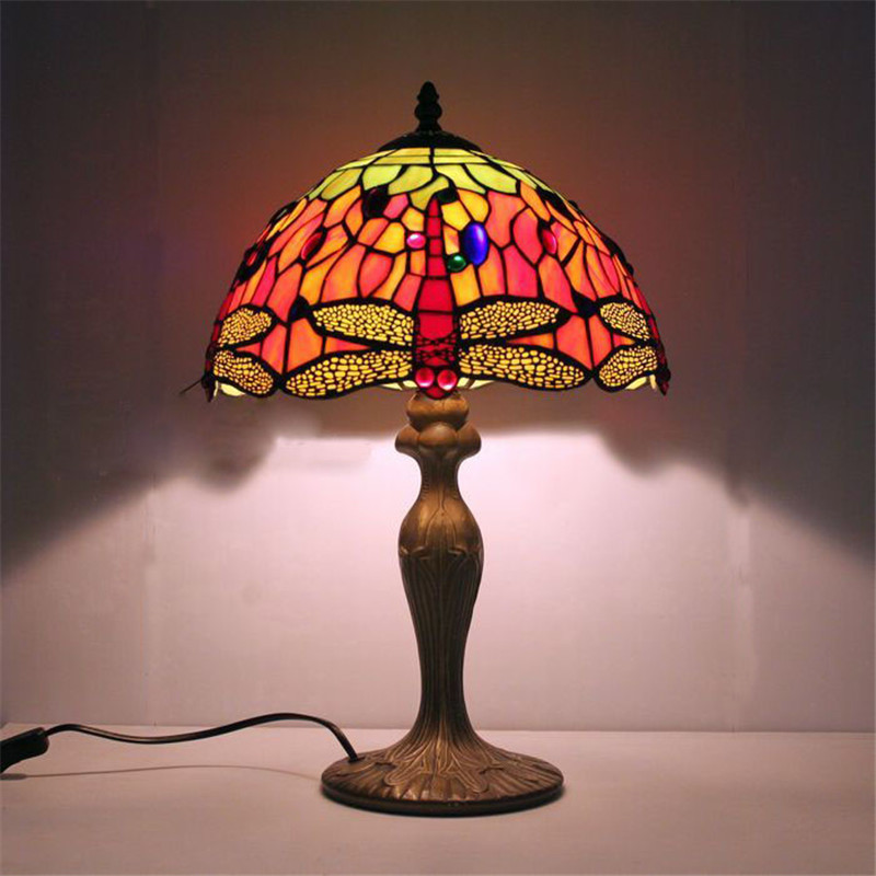 Popular Tiffany Reading Lamp-Buy Cheap Tiffany Reading