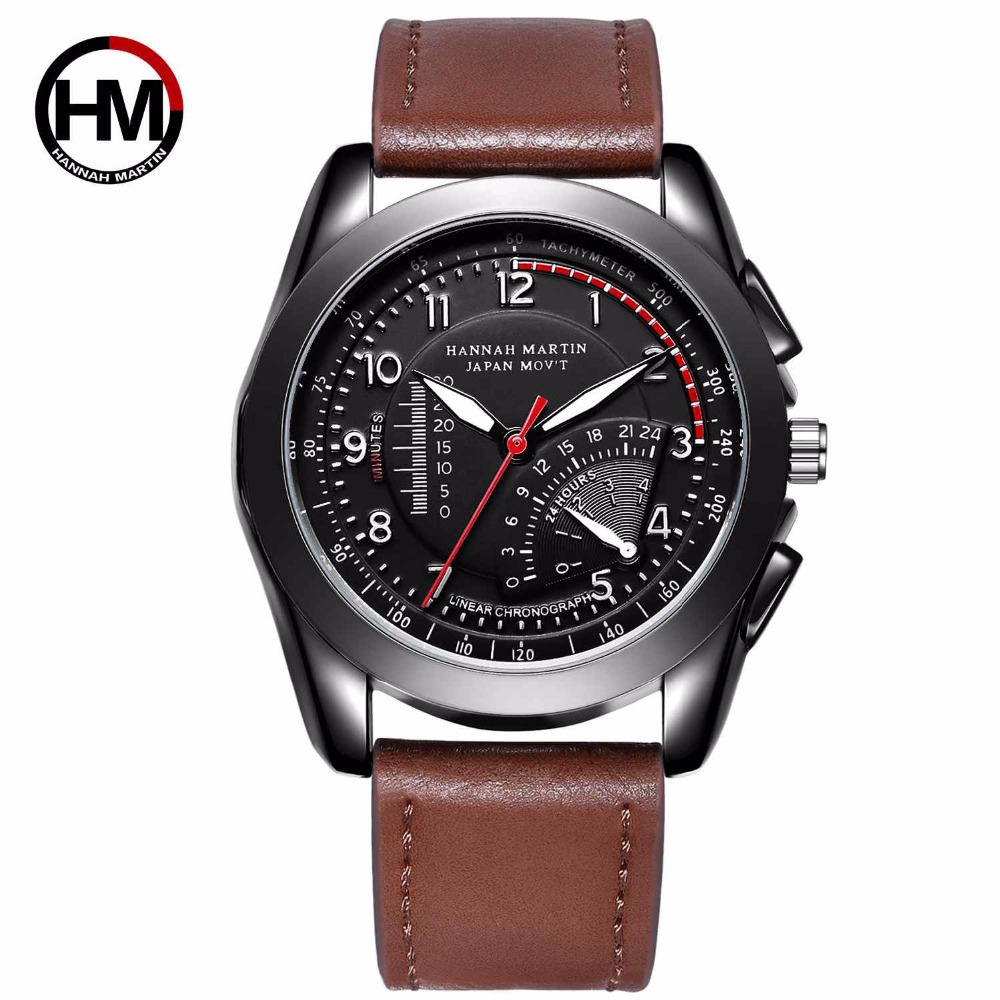 New ultra-thin watch Men's casual fashion men's watch trend leather - Men's Watches