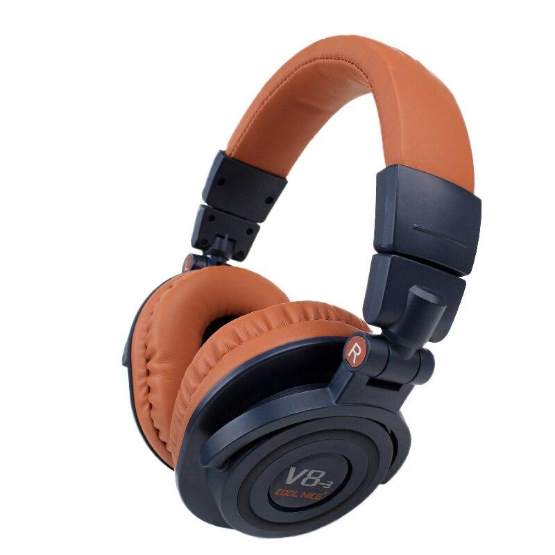 Sporch V8-3 Wireless Earphone Powerful Bass Stereo CSR Bluetooth 4.0 Headphone Wireless With Microphone