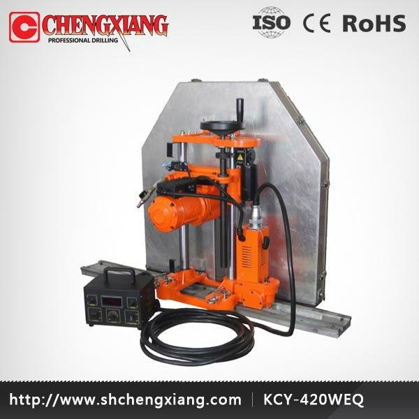 CAYKEN electric  reinforced concrete / brick wall / roadway wall cutter/ wall saw KCY-420WEQ