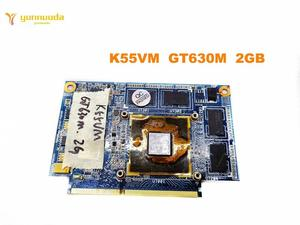 Image 1 - Ban Đầu Dành Cho Asus K55VM Card Đồ Họa GeForce GT630M N13P GL A1 2GB Phù Hợp Với A55V K55VM K55VJ K55V Laptop Video thẻ Testd
