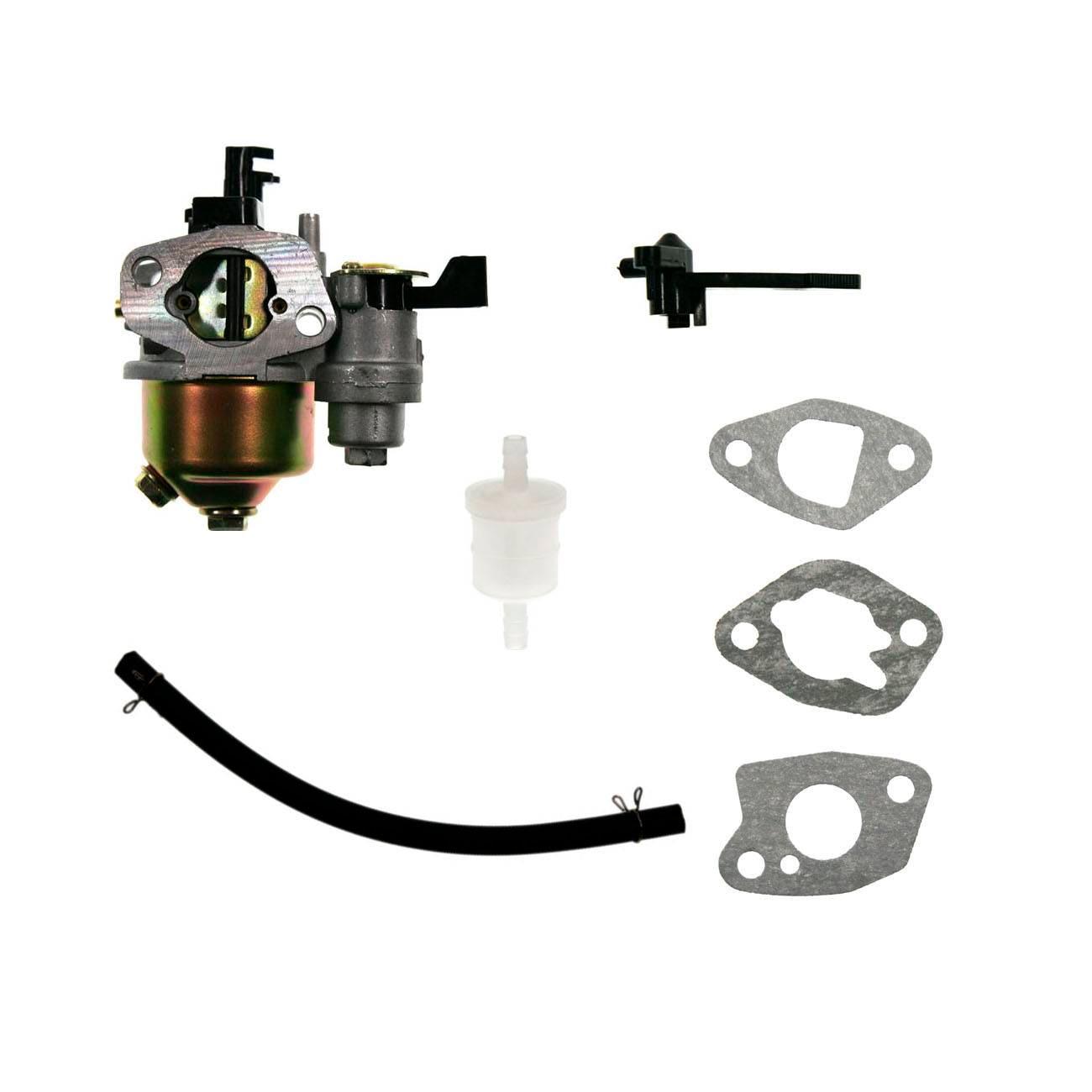 Carburetor Gasket for Harbor Freight Greyhound 66014 66015 196cc 6.5hp Lifan Gas
