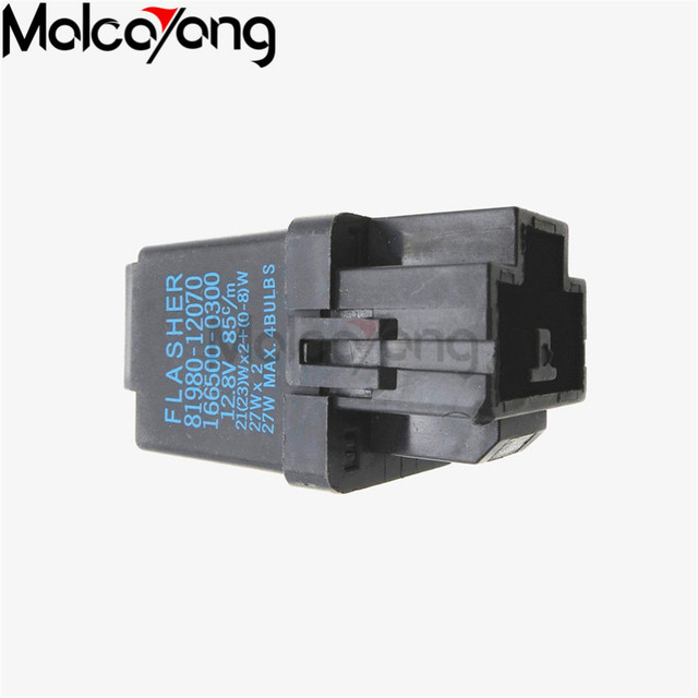 Turn Signal Flasher Relay 81980 12070 12110 For Toyota Corolla Mr2 Celica Camry