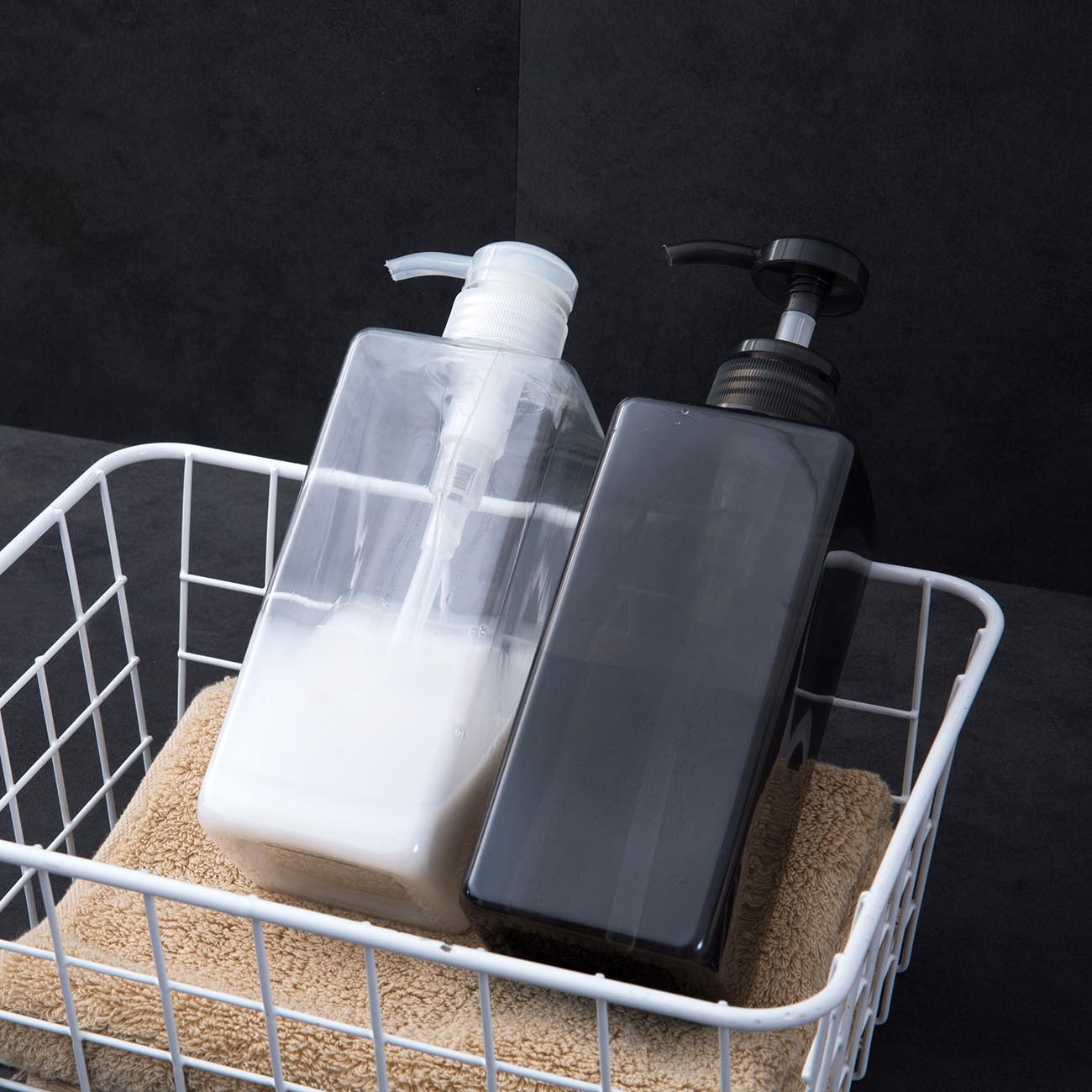 1Pc Soap Dispenser Pump Hand Sanitizer Holder Cosmetics Lotion Shampoo Bottle Dispenser Travel Soap Bottle Bathroom Accessories