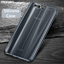 Huawei honor 9 case cover MOFi original honor 9 cover silicone back case transparent clear soft protector honor9 capa coque 5.15