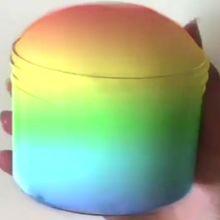 60ml/100ml Blow Bubbles เมฆโคลน Cloud Slime Putty Scented เด็กโฟม Clay Slime Toy