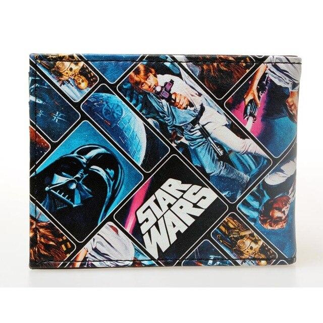 Кошелек Звездные воины Star Wars модель №6 1