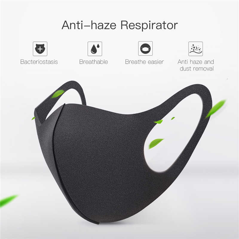 masque anti pollution kawaii reutilisable