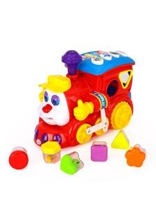 HUILE TOYS Train Wheels Educational Toys for Children Boy