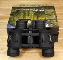 Free Shipping Canon 8×40 Bak4 lens optical binoculars telescope HD professional 100% Canon powerview porro prism 8×40 binoculars