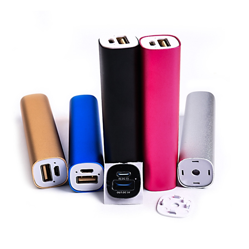 New Style Portable 18650 Power Bank Box Li-ion Battery Charger Blank Shell For Cell Phone Tablet Electronics
